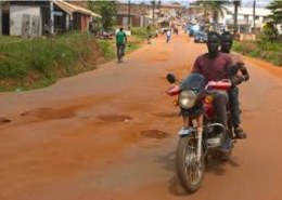 SOROTI LIRA ROAD IN A TERRIBLE CONDITION